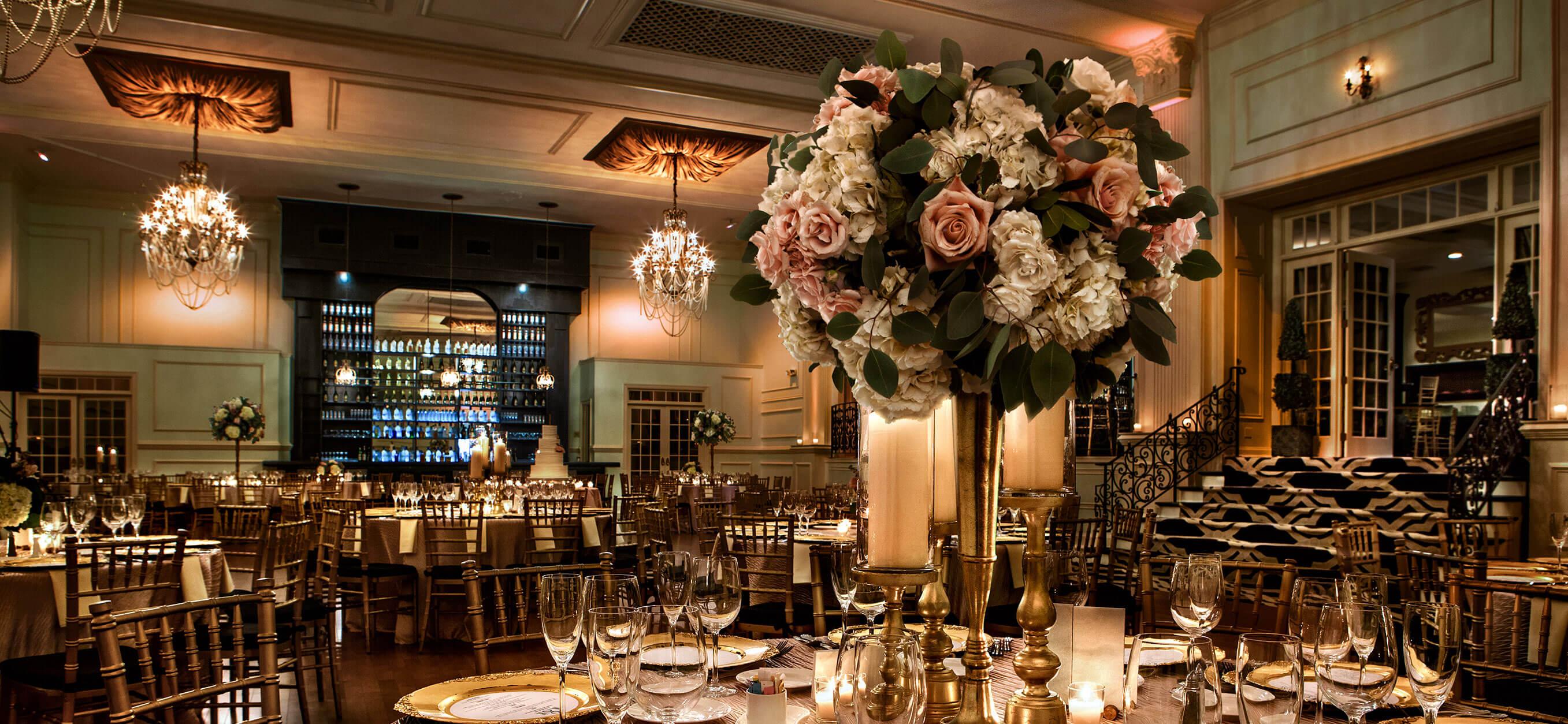 Ballroom Outdoor Wedding Venue Jogja: Philadelphia Weddings